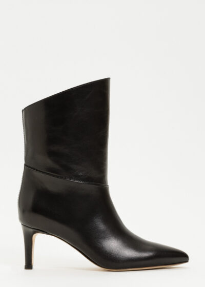 TWINSET - 221TCP01A - Mid Boots - 001