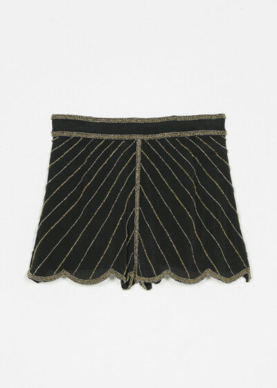 TWINSET - 221TP2011 - Woven Shorts - 001