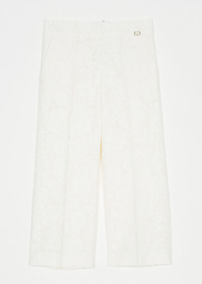 TWINSET - 221TP2035 - Woven Trousers - 001