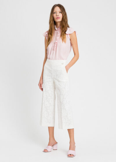 TWINSET - 221TP2035 - Woven Trousers - 002