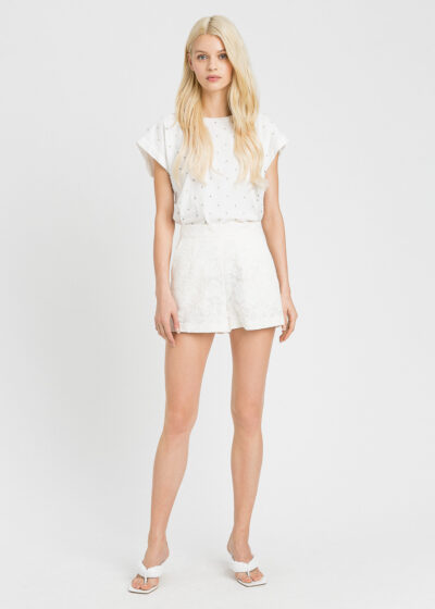 TWINSET - 221TP2036 - Woven Shorts - 002