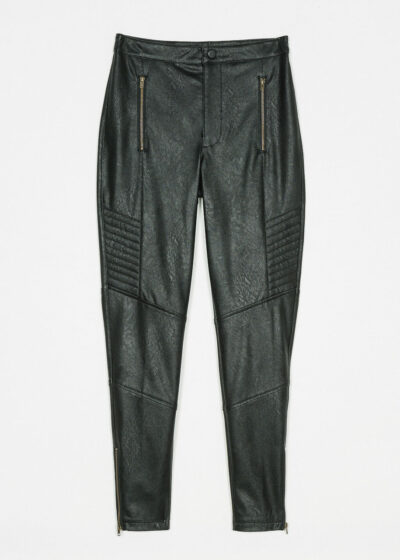 TWINSET - 221TP2060 - Coated Trousers - 001