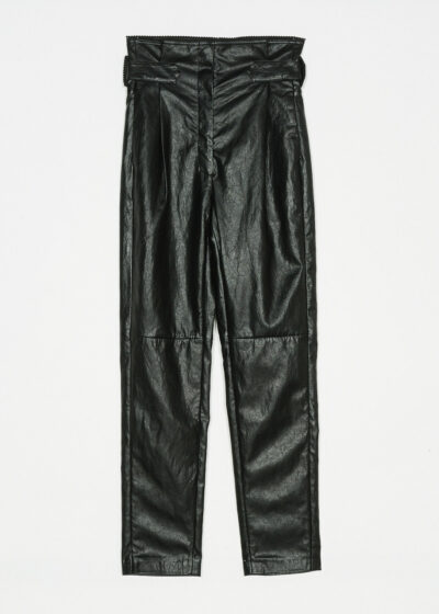 TWINSET - 221TP2061 - Coated Trousers - 002