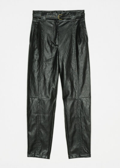 TWINSET - 221TP2063 - Coated Trousers - 001