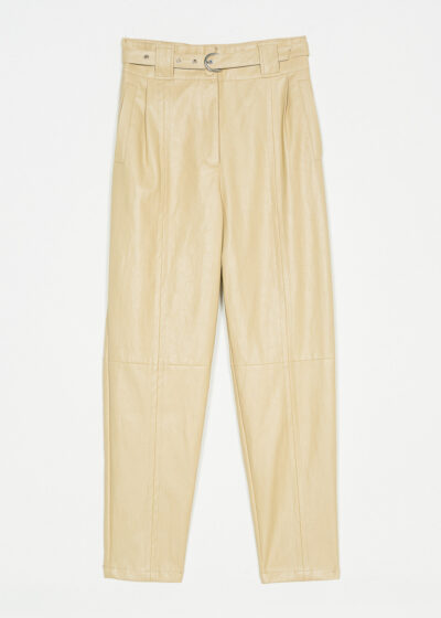 TWINSET - 221TP2063 - Coated Trousers - 002
