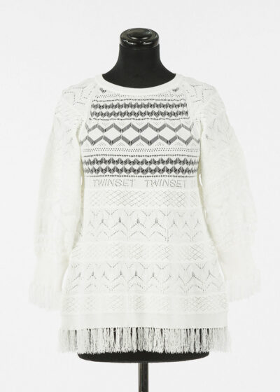 TWINSET - 221TP3030 - Knitted Sweater - 001