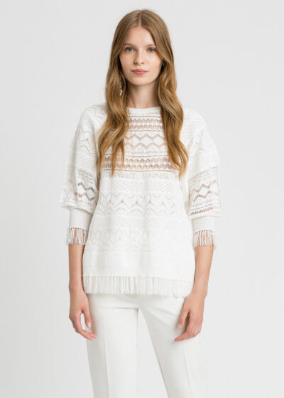 TWINSET - 221TP3030 - Knitted Sweater - 002