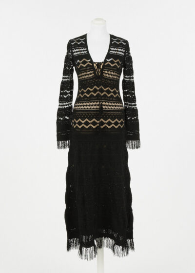TWINSET - 221TP3031 - Knitted Dress - 001