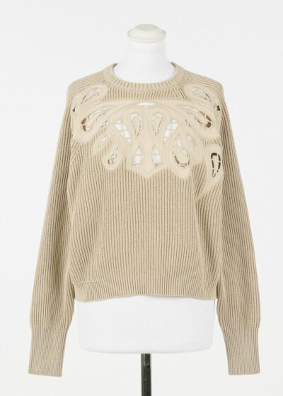 TWINSET - 221TP3050 - Knitted Sweater - 001