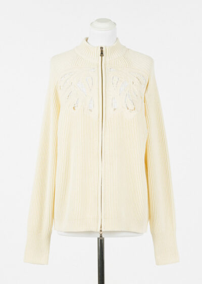 TWINSET - 221TP3051 - Knitted Jacket - 001