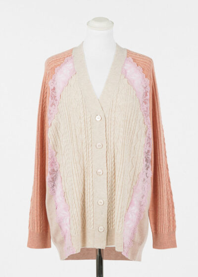 TWINSET - 221TP3100 - Knitted Cardigan - 001