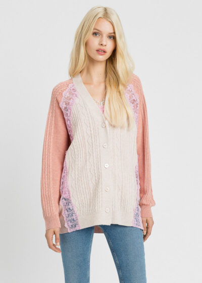 TWINSET - 221TP3100 - Knitted Cardigan - 002