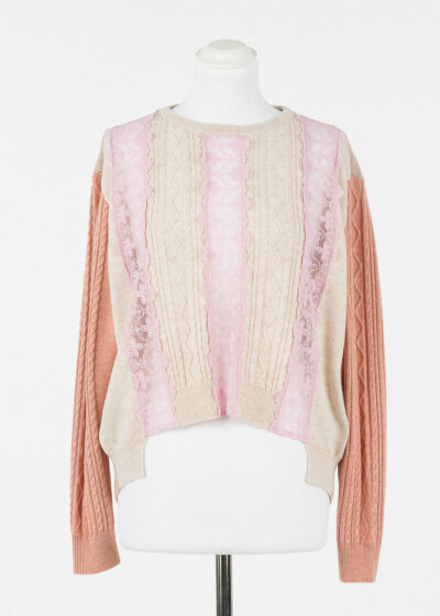 TWINSET - 221TP3101 - Knitted Sweater - 002