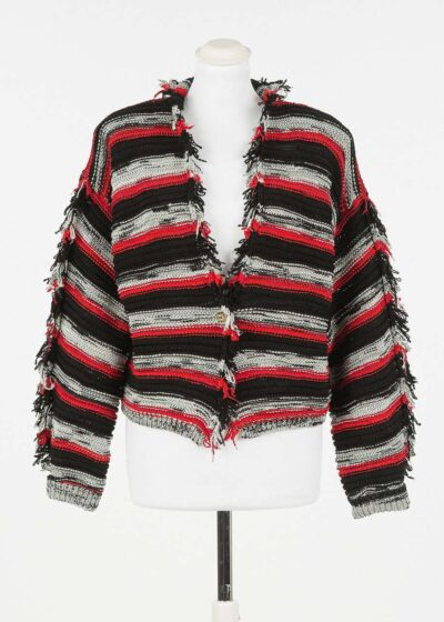 TWINSET - 221TP3120 - Knitted Jacket - 001