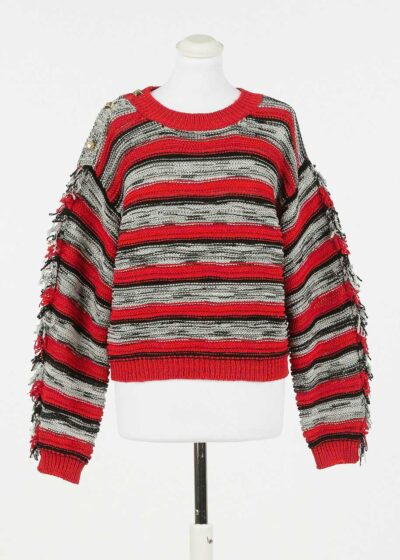 TWINSET - 221TP3121 - Knitted Sweater - 001