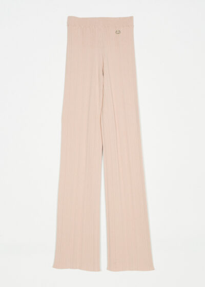 TWINSET - 221TP3131 - Knitted Trousers - 001