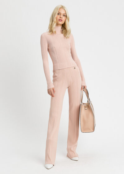 TWINSET - 221TP3131 - Knitted Trousers - 002