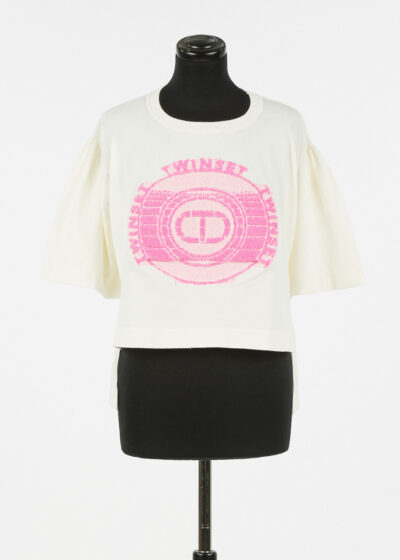 TWINSET - 221TP3140 - Knitted Sweater - 001