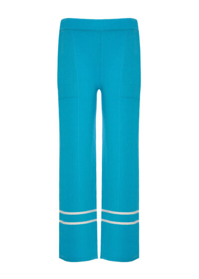BRUNO MANETTI - F2C134 - W.Knitted Trousers - 001