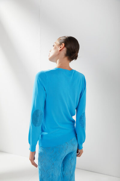 KANGRA MAN - S2A45020131 - Crew-Neck Without Em Broidered Patches - 002