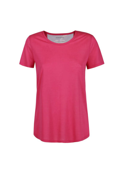 PUROTATTO - 1162 - Round neck t-shirt with short sleeves - 002