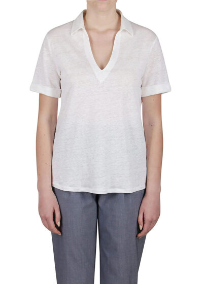 PUROTATTO - 1316 - Polo t-shirt with short sleeves - 001
