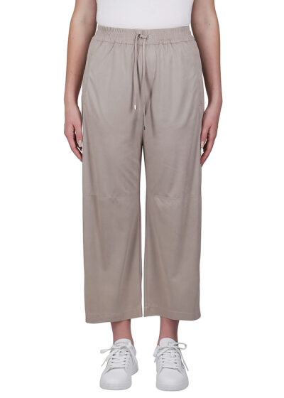 PUROTATTO - 3013 - Wide leg cropped trousers