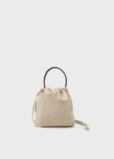 ROSSO 35 - BAROS - Piece-Dyed Bucket-Bag - 002