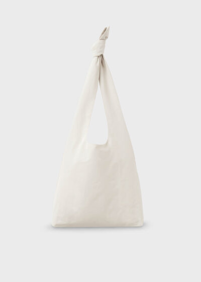 ROSSO 35 - GALLNO - Knotted Shopping Bag - 002