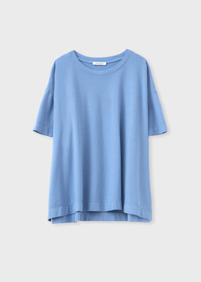 ROSSO 35 - N1348TS - Garment-Dyed Cotton-Crepe T-Shirt - 002