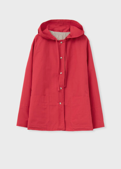 ROSSO 35 - S5968A - Reversible Hooded Jacket - 002