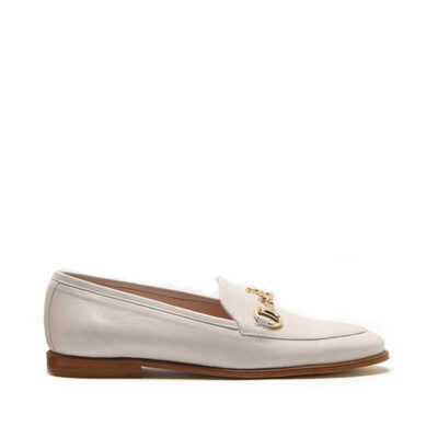 MICHELE LOPRIORE - Marianna - Nappa leather loafer - 001