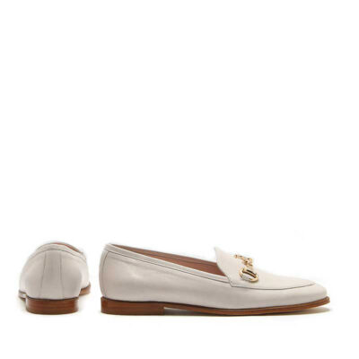 MICHELE LOPRIORE - Marianna - Nappa leather loafer - 002