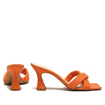 MICHELE LOPRIORE - Madrid - Sandal with spool heel - 002