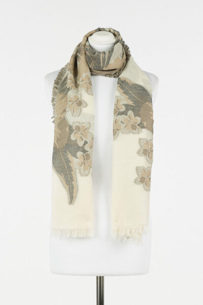 TWINSET MAIN - 221TO5044 - Woven Stole - 001