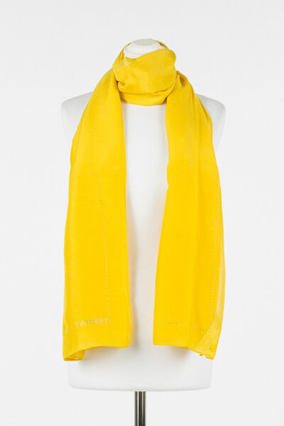 TWINSET MAIN - 221TO504A - Woven Stole - 001