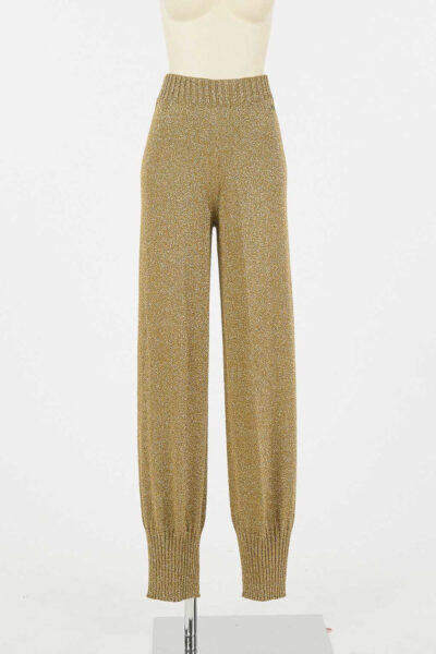 TWINSET MAIN - 221TT3063 - Knitted Trousers - 002